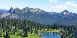 Mt. Baker-Snoqualmie National Forest Overview