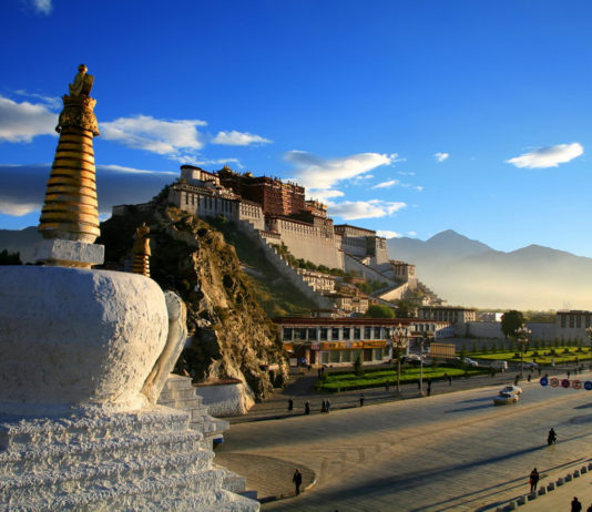 Why Tibet's Lhasa is called Forbidden City?