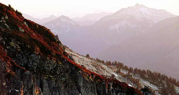 Mt. Baker-Snoqualmie National Forest (Paul Edmondson/Photographer's Choice RF/Getty)