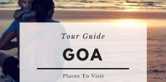 Goa locations