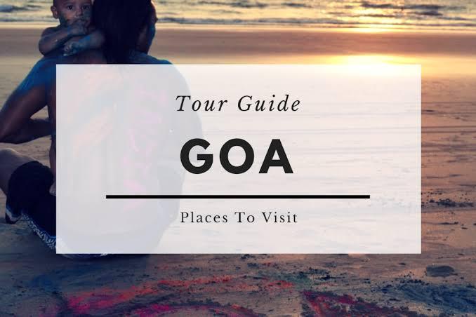 Goa locations