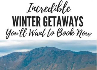 Best Winter Vacations - Winter Vacation ideas