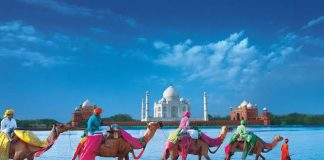 Fun places to go in India