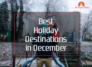 December locations
