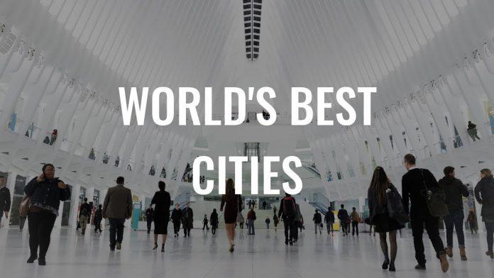 Best cities in world