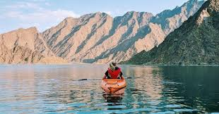 The best places for kayak in uae