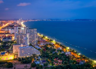 Book a Beach-front Hotel in Pattaya