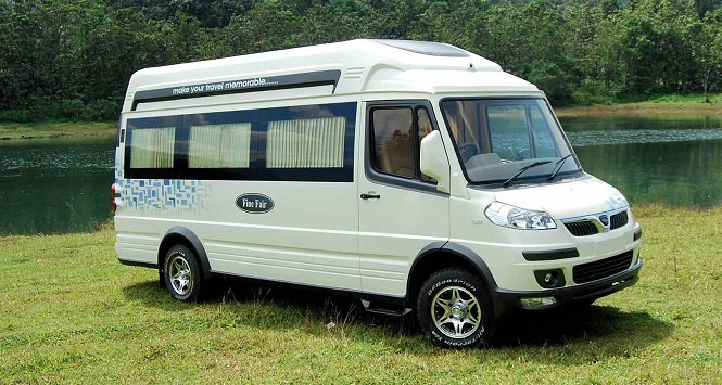 Why It's a Must to Rent a Van in Chennai