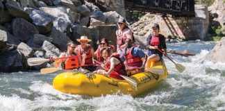 White Water Rafting inIdaho: An Experience Of a Lifetime