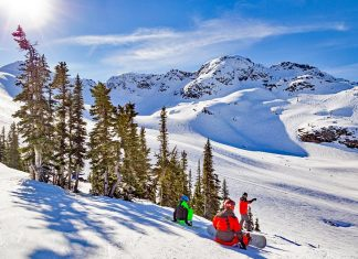 5 destinations with great off-piste skiing